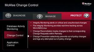 Change & Integrity Control