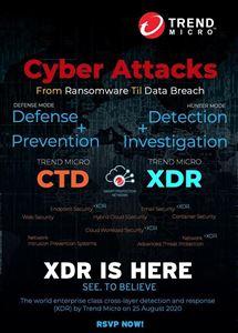 An ninh mạng - Chỉ EDR là không đủ!