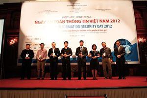 Ngày An toàn thông tin Việt Nam 2012