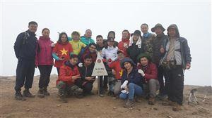 Du xuân 2020 - Misofter tiếp tục chinh phục đỉnh cao Tà Chì Nhù