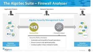 AlgoSec Firewall Analyzer
