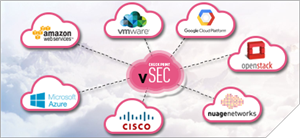 vSEC for Public and Private Cloud Security