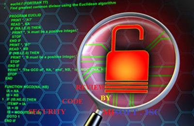 Kiểm tra, đánh giá điểm yếu trong mã nguồn